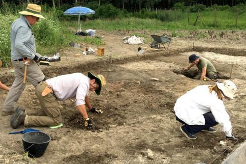 Excavations 2018